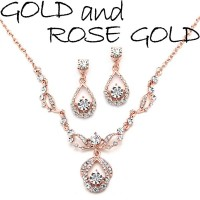 Gold & Rose Gold Necklaces