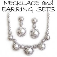 Necklace Earring Sets