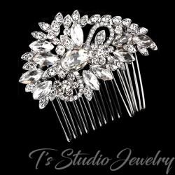 Vintage Theme Wedding Hair Comb