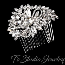 Vintage Theme Wedding Hair Comb